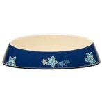 FISHCAKE BOWL (BLUE FLORAL) RG0CBOWL31B