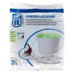 FRESH & CLEAR REPLACEMENT FOAM 3pcs 55601