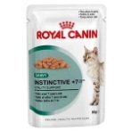 INSTINCTIVE +7 FOR CATS (IN POUCH) 85g RC31016