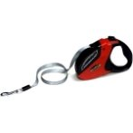 RETRACTABLE DOG LEASH (RED)(SMALL) 3m SPE0TB03S