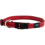 UTILITY-SNAKE SIDE RELEASE COLLAR - RED (MEDIUM) RG0HB11C