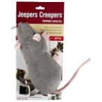 JEEPERS CREEPERS - REFILLABLE CATNIP TOY WW049370