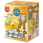 CORNER BATH FOR SMALL ANIMAL (YELLOW) MR958