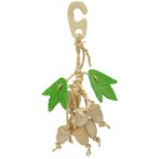 NATURAL HANGER - ACORN SHAPE WD-A13