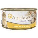 TIN CHICKEN BREAST (CATS) 70g MPM01002