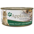 TIN TUNA FILLET WITH SEAWEED (CATS) 70g MPM01009