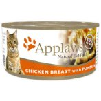 TIN CHICKEN BREAST WITH PUMPKIN (CATS) 70g MPM01010