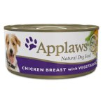 TIN CHICKEN BREAST & VEGETABLES (DOGS) 156g MPM03002