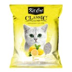 CAT LITTER 10L/7kg - LEMON KC001