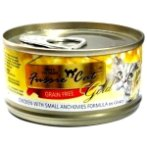 PREMIUM CHICKEN WITH SMALL  ANCHOVIES 80g FUCSC
