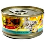 PREMIUM CHICKEN WITH ANCHOVIES 80g FUCAC