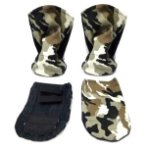 DOG SHOE - CLOTH (ASSORTED) XL XSXL