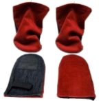 DOG SHOE - CLOTH (ASSORTED) XXL XSXXL
