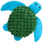 REFILLABLE CATNIP TOY - TURTLE NT43