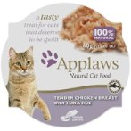 POT FINEST CHICKEN BREAST WITH TUNA ROE (CATS) 60g MPM07006