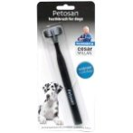 TWIN HEAD TOOTHBRUSH (MANUAL)(MEDIUM) PET017060