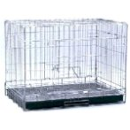 2FT COLLAPSIBLE CAGE - ZINC TR504Z