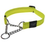 UTILITY-FANBELT OBEDIENCE HALF CHECK - YELLOW (LARGE) RG0HC06H