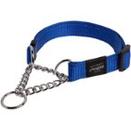 UTILITY-SNAKE OBEDIENCE HALF CHECK - BLUE (MEDIUM) RG0HC11B