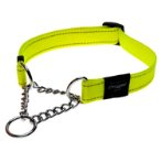 UTILITY-SNAKE OBEDIENCE HALF CHECK - YELLOW (MEDIUM) RG0HC11H