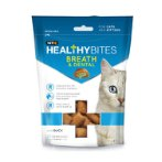 HEALTHY BITES BREATH & DENTAL FOR CATS & KITTENS 65g MC005023