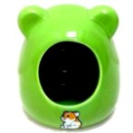 SMALL ANIMAL HOME (GREEN)(SMALL) BW/MH04GN