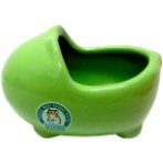 HAMSTER BATHTUB (GREEN) BW/MH25GN