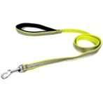LEASH (DOUBLE WEBBING)(LIME)(15mm*120cm) BW/NYLR15ACBLM