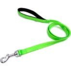LEASH (SOLID)(LIME)(25mm*120cm) BW/NYLR25ACALM