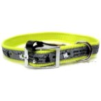 FRENCH PUP COLLAR (GREY)(20mm) BW/NYCR20FPUPGY