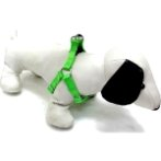 HARNESS (SOLID)(LIME)(20mm) BW/NYHR20EPALM