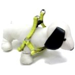 HARNESS (DOUBLE WEBBING)(LIME)(15mm) BW/NYHR15EPBLM
