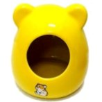 SMALL ANIMAL HOME (YELLOW)(MEDIUM) BW/MH03YL