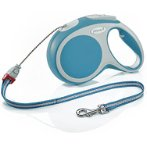 RETRACTABLE LEASH - VARIO CORD SMALL 5m - TURQOUISE FVCSTURQOUISE