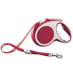 RETRACTABLE LEASH - VARIO TAPE LARGE 5m - RED FVTLRED