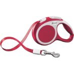 RETRACTABLE LEASH - VARIO TAPE X-SMALL 3m - RED FVTXSRED