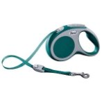 RETRACTABLE LEASH - VARIO TAPE X-SMALL 3m - TURQUOISE FVTXSTURQUOISE