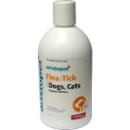FLEA & TICK SHAMPOO FOR DOG & CAT 500ml ASP0AF261