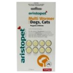 MULTI WORMER FOR DOGS & CATS (8 TABLETS) ASP0AB610