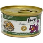 TUNA WHOLE MEAT WITH MUSSEL IN JELLY 85g SEA0075106