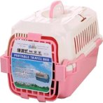 PET TRAVEL BOX (PINK) DAP022002PK