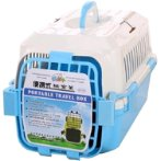 PET TRAVEL BOX (BLUE) DAP022002BU