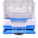 PET CAGE FOLDABLE (BLUE) DAP022009BU