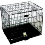 PET CAGE FOLDABLE (BLACK) DAP022011BK