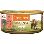 INSTINCT GRAIN FREE - SALMON 156g(5.5oz) NV070593