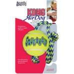SQUEAKER BALL WITH  ROPE - MEDIUM AST21