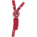 COWBOYZ ROPE TOY - RED (LARGE) RG0KN05C