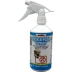 FLEA & TICK CONTROL SPRAY 500ml AC002