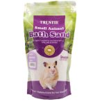 SMALL ANIMAL BATH SAND (LAVENDER) 1kg BW1696