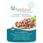 POUCH TUNA WITH MACKEREL IN JELLY (CATS) 70g MPM08255